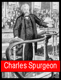 charles spurgeon preaching